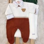 Saída de Maternidade Anthony - Ferrugem
