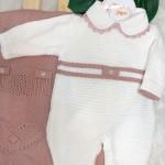 Saída de maternidade- Vitória off com rosê