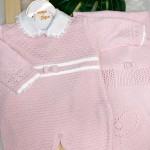 Saída de maternidade- Vitória rosa