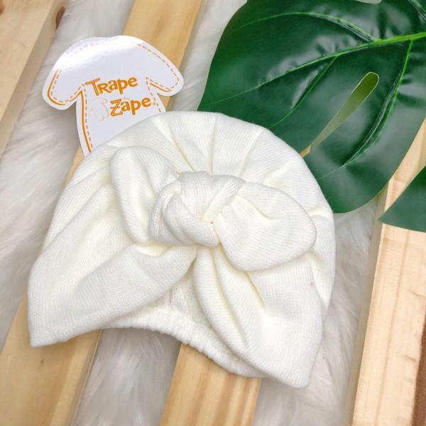 Turbante de linha- Off White