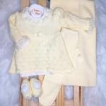 Saída de maternidade- Bela Amarelo