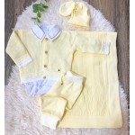 Saída de maternidade nó náutico Amarela completa