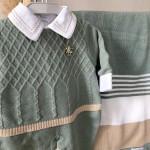 Saída de maternidade Bento- Verde