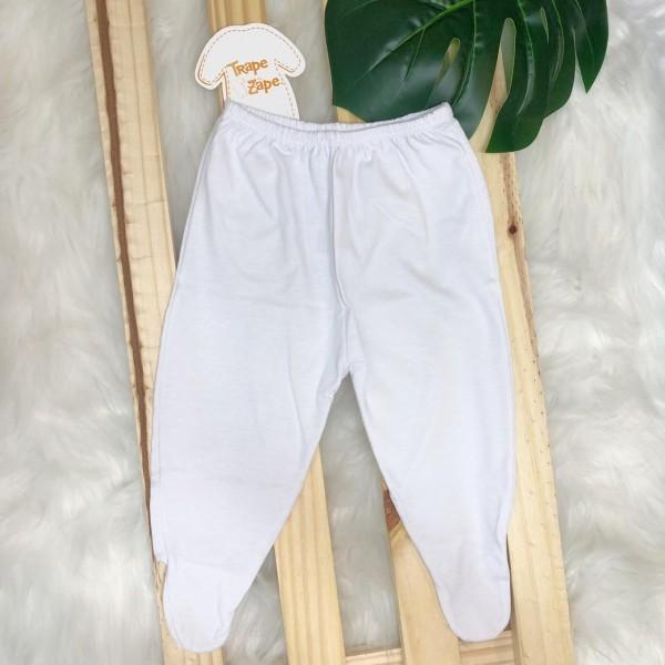Mijaozinho Branco RN- malha fininha 100% algodão