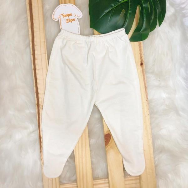 Mijaozinho OFF WHITE   RN- malha fininha 100% algodão
